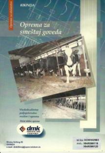Oprema za stočarstvo - Visoko kvalitetna oprema za poljoprivredu i poljoprivredne mašine